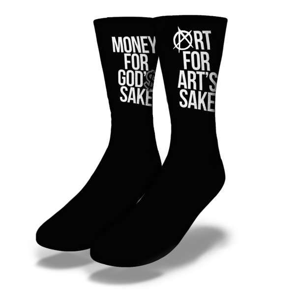 Art for Art sake Socks - 10CC