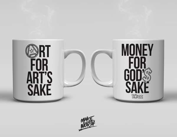 Art For Art's Sake mug - 10CC
