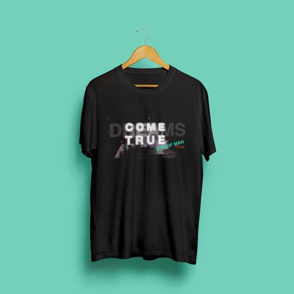 Dreams Come True T-shirt - 10CC
