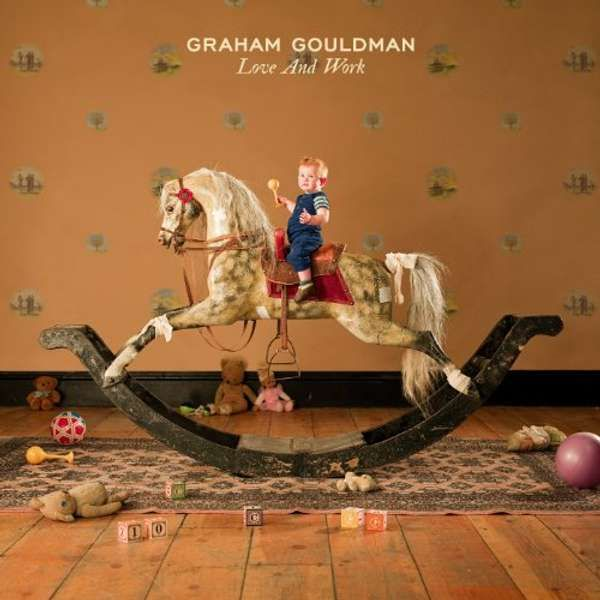 Graham Gouldman CD - Love And Work - 10CC