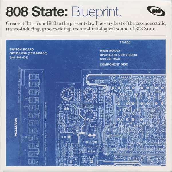 Blueprint CD - 808 State