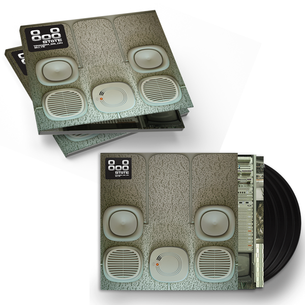 LP + CD Bundle - 808 State