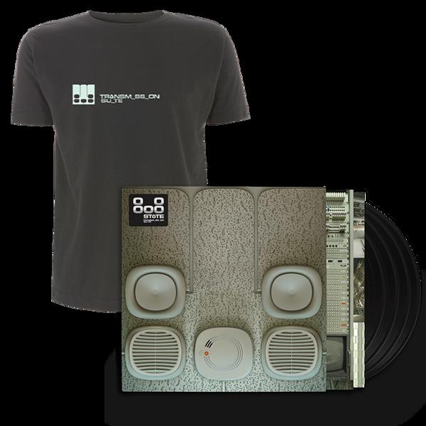 LP + TShirt Bundle - 808 State