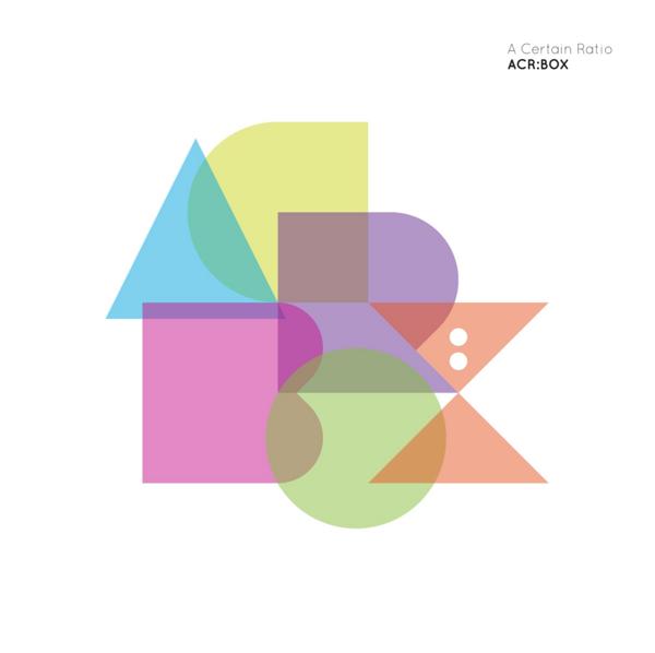 A Certain Ratio - acr:box LP - A Certain Ratio