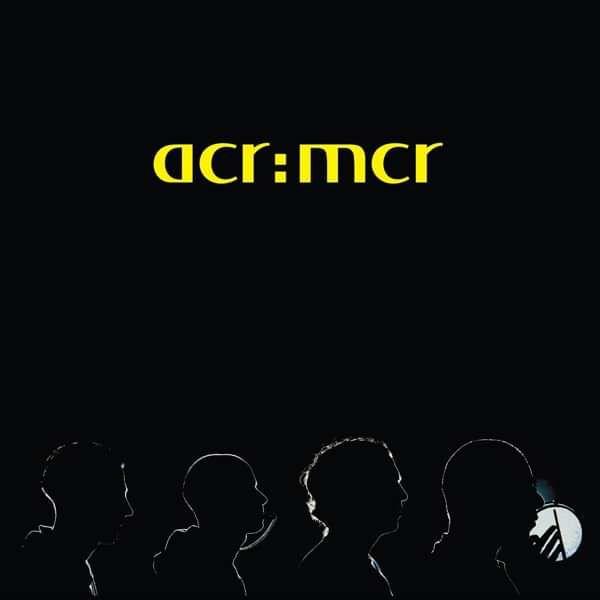 A Certain Ratio - ACR:MCR - A Certain Ratio