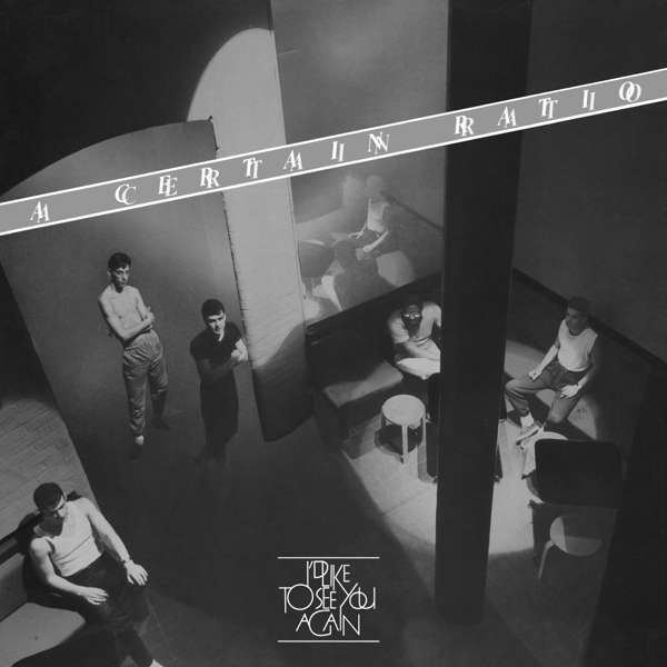 A Certain Ratio - I'd Like To See You Again Limited Edition White LP - A Certain Ratio