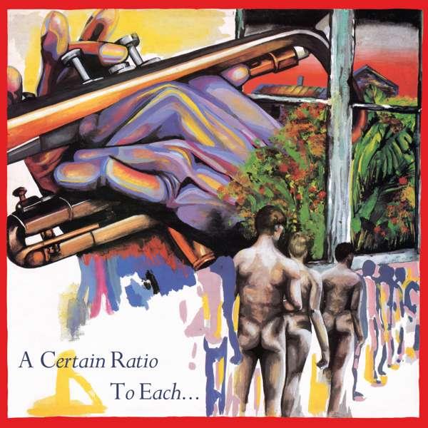 To Each - CD - A Certain Ratio