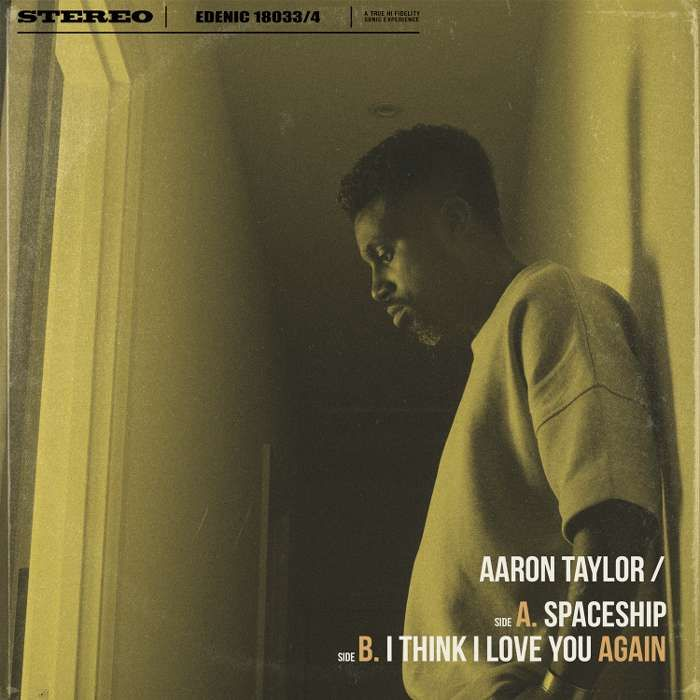 Spaceship / ITILYA Vinyl - Aaron Taylor