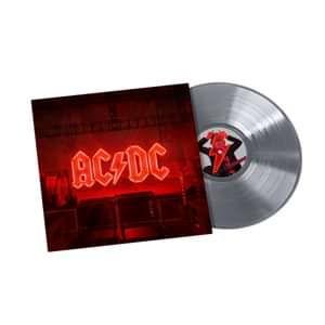 Power Up Exclusive Silver Vinyl Cd Bundle Ac Dc