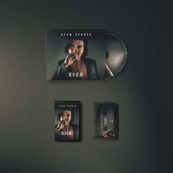 CD & Cassette Bundle - Adam Hender