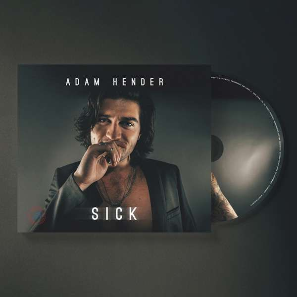 Sick - Signed CD (Limited Edition) - Adam Hender