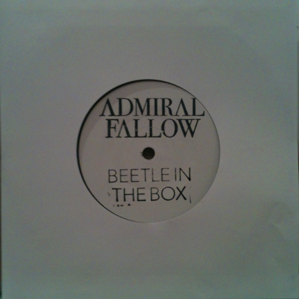 "Beetle in the Box 7"" Vinyl - Admiral Fallow"