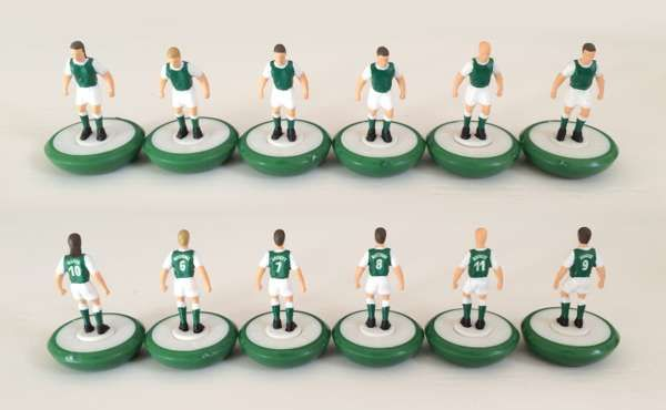 Custom Subbuteo Figure (SOLD OUT) - Admiral Fallow