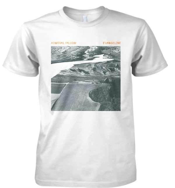 Evangeline T-shirt - Admiral Fallow