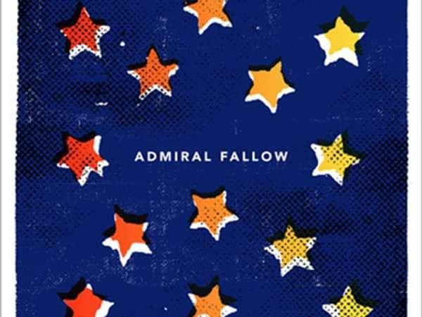 Screen Print - Barrowlands - Admiral Fallow