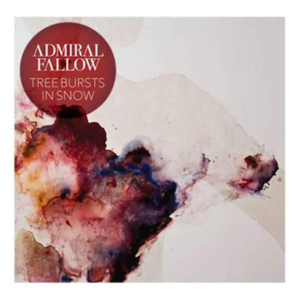 Tree Bursts In Snow CD - Admiral Fallow