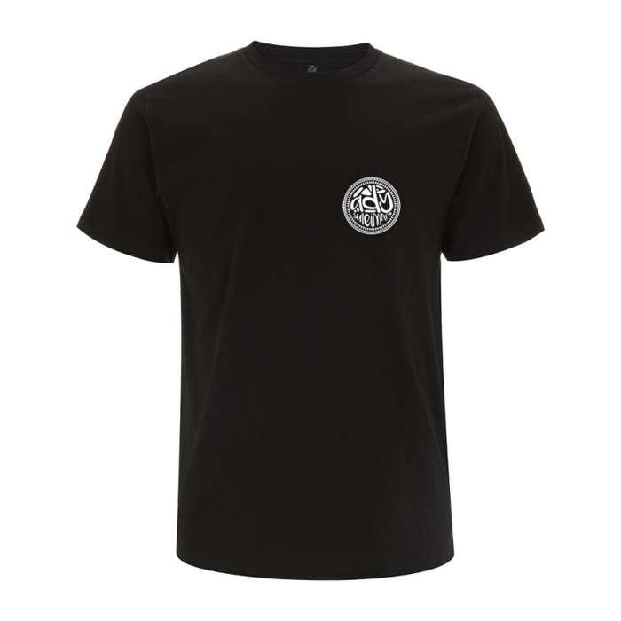 Ady White/Black Logo T-shirt - Ady Suleiman