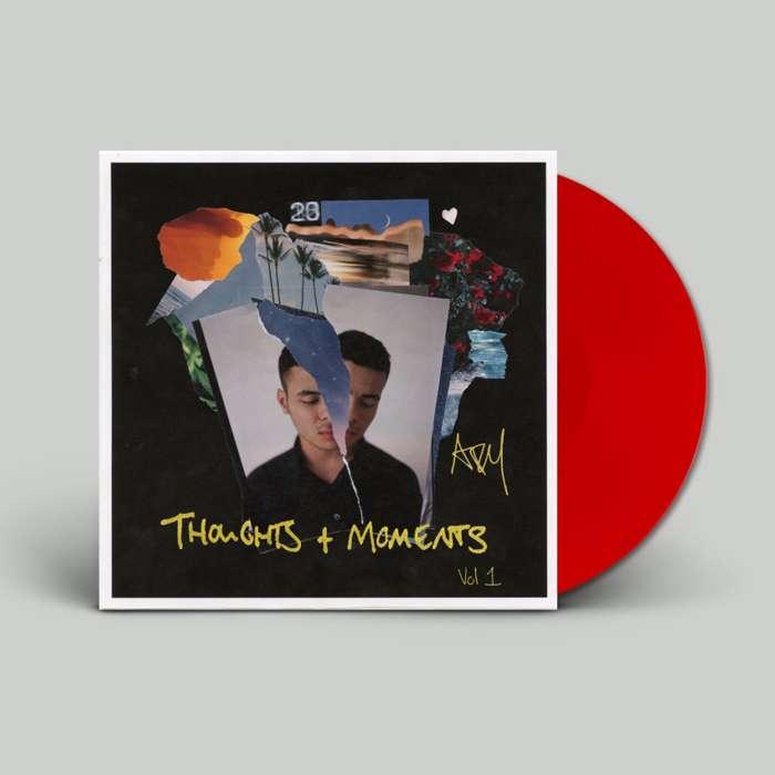 Thoughts & Moments Vol. 1 Mixtape (Ltd. Ed. Vinyl) - Ady Suleiman