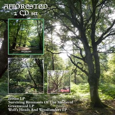 Afforested - 2 CD Set - Afforested