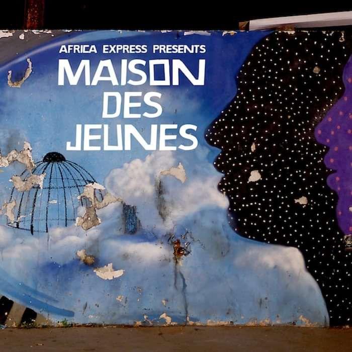 Africa Express Presents: Maison Des Jeunes - Deluxe 2LP - Africa Express