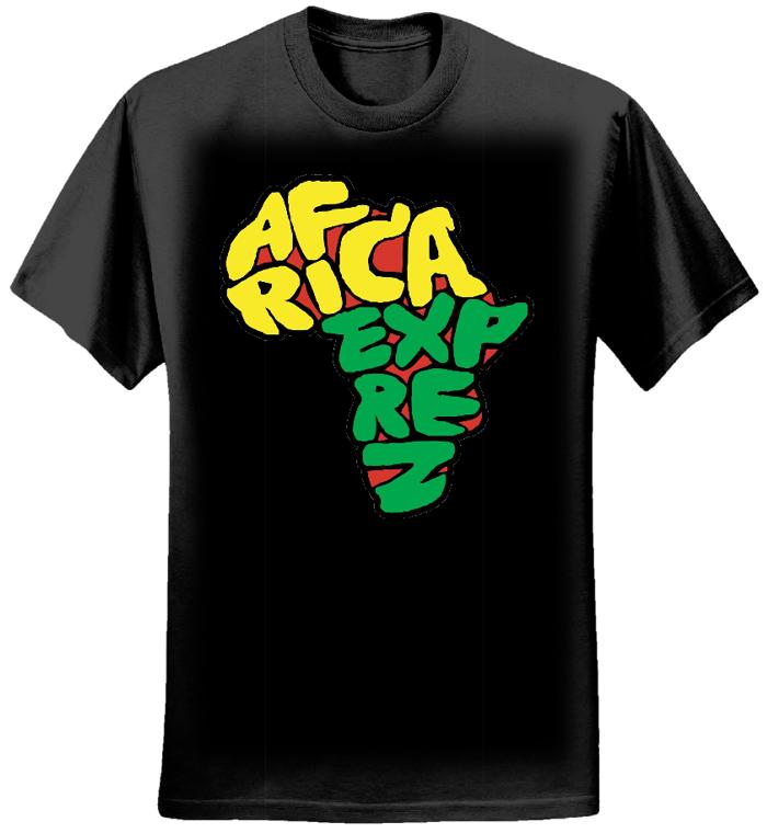 Africa Express Logo T-Shirt (Women's) - Africa Express Shop