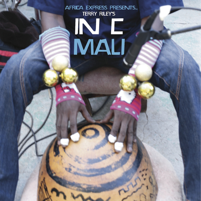 Africa Express Presents...Terry Riley's in C Mali CD or LP - Africa Express Shop