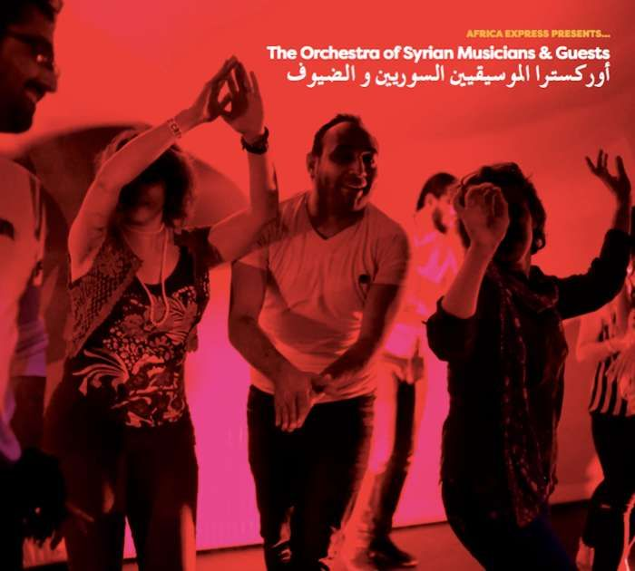 Africa Express Presents... The Orchestra of Syrian Musicians (Vinyl) - Africa Express Shop