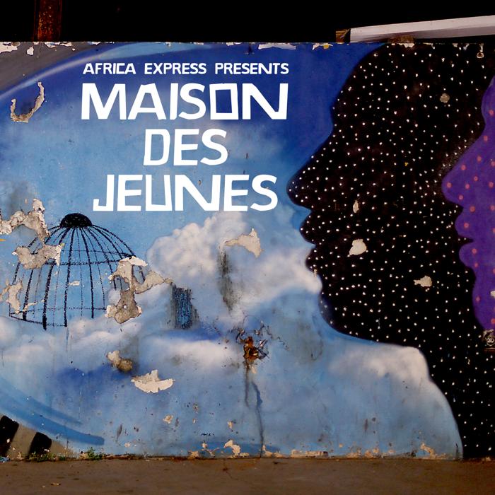 Africa Express Presents: Maison Des Jeunes CD or LP - Africa Express Shop