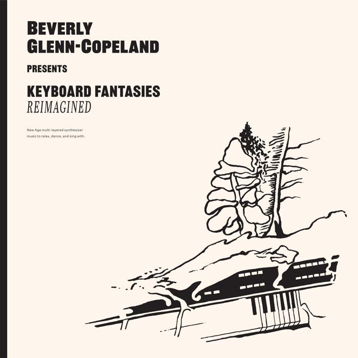 Keyboard Fantasies Reimagined - Cassette tape - BGC