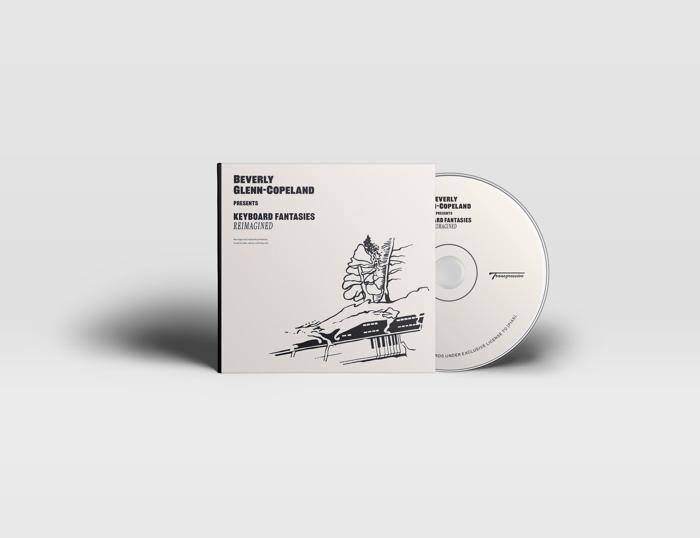 Keyboard Fantasies Reimagined CD - BGC