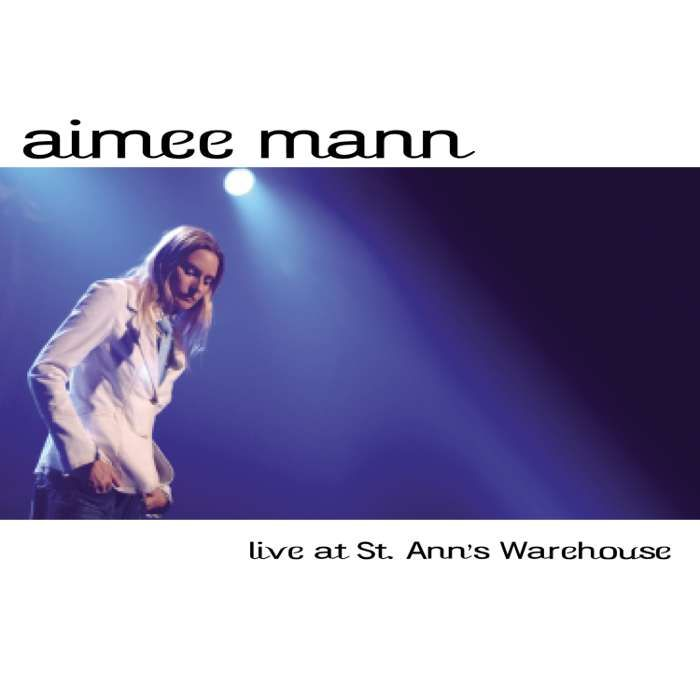 Aimee Mann Live at St. Ann's Warehouse DVD/CD - Aimee Mann