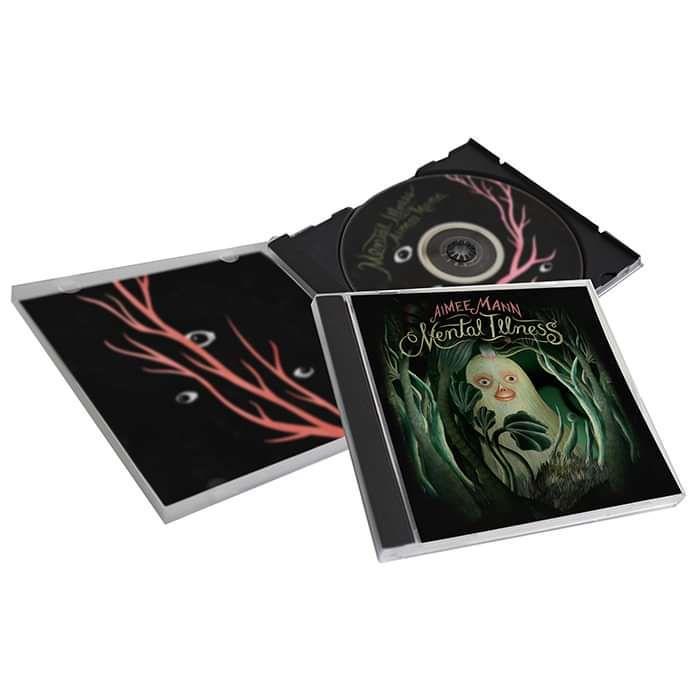 Aimee Mann Mental Illness - CD - Aimee Mann