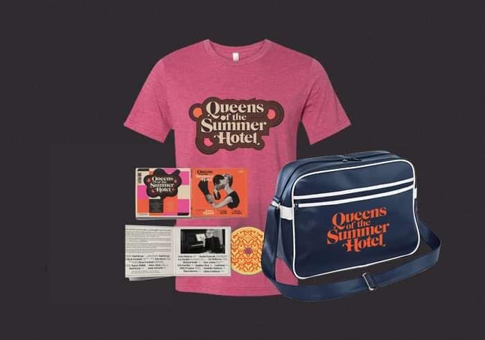 PRE-ORDER Queens of the Summer Hotel CD Bundle - Aimee Mann