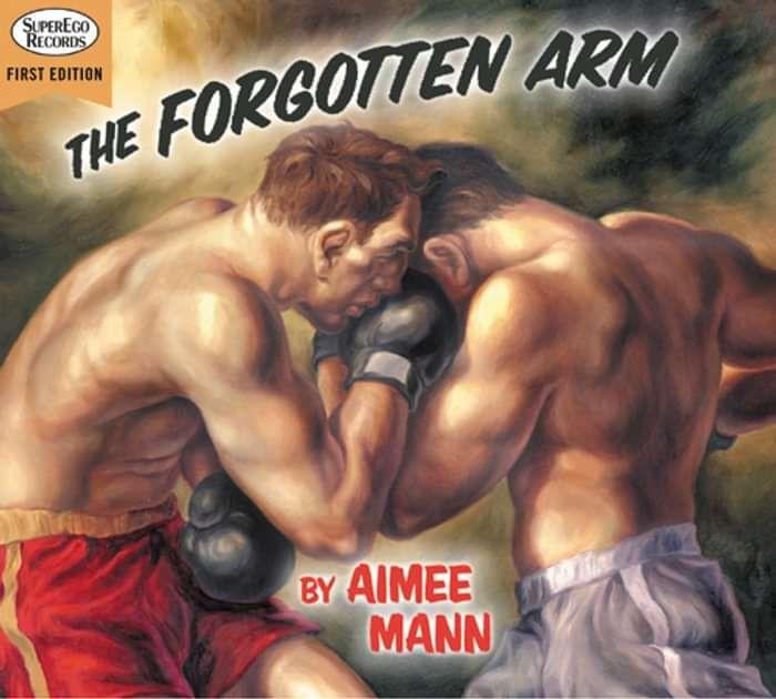 The Forgotten Arm CD - Aimee Mann