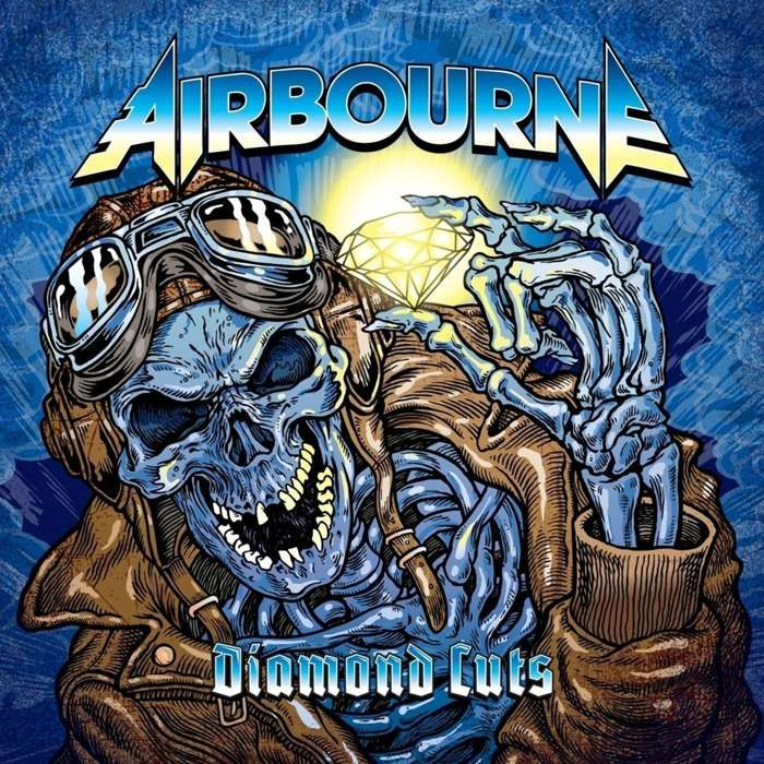 Airbourne - Diamond Cuts – CD Box Set - Airbourne