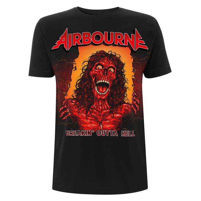 Airbourne = BOH – Summer 17 – T-Shirt - Airbourne
