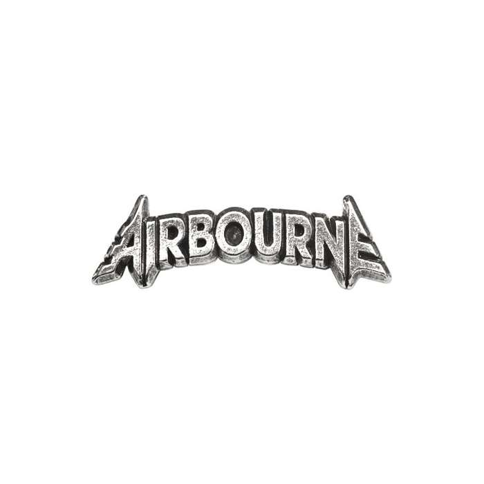 Airbourne - Lettering – Pewter Badge - Airbourne