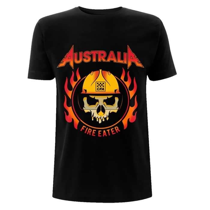 Australian Bushfire Relief - Charity Tee - Airbourne