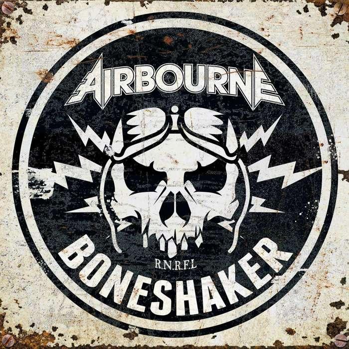Boneshaker – CD - Airbourne