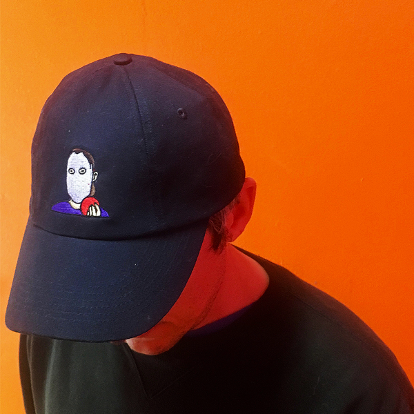 """THE DOTS"" Cap - ALASKALASKA"