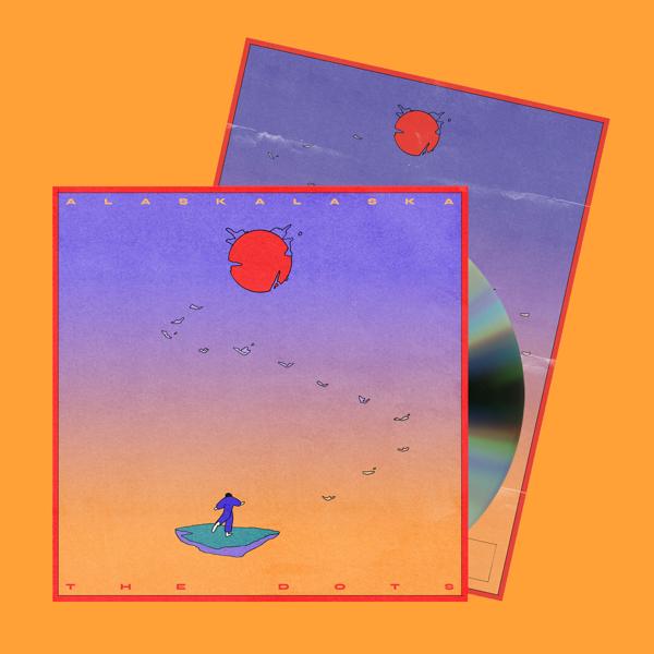 """THE DOTS"" CD Album - ALASKALASKA"