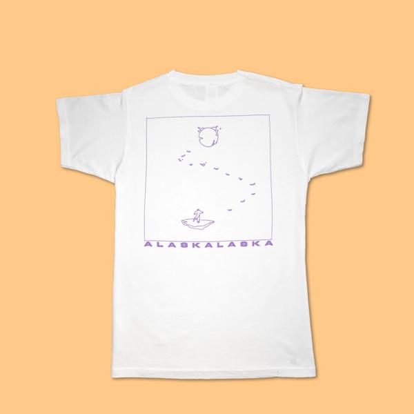 """THE DOTS"" T-shirt - ALASKALASKA"