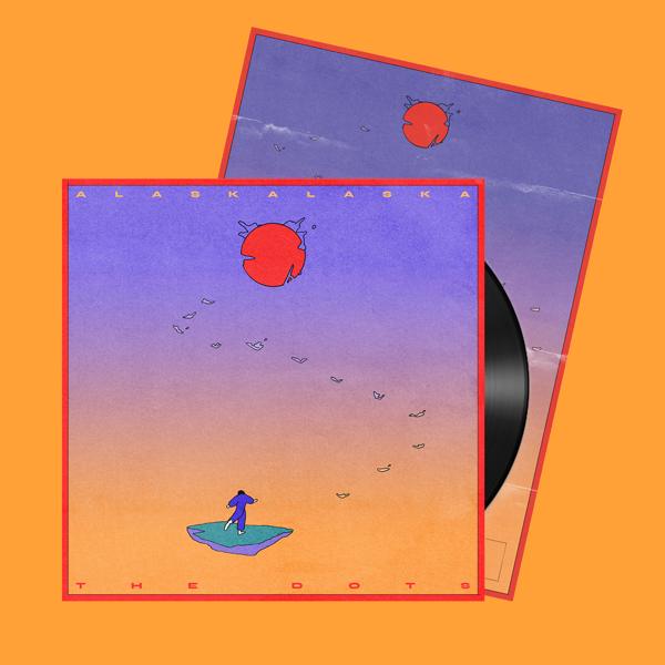 """""""THE DOTS"""" Vinyl Album - ALASKALASKA"""