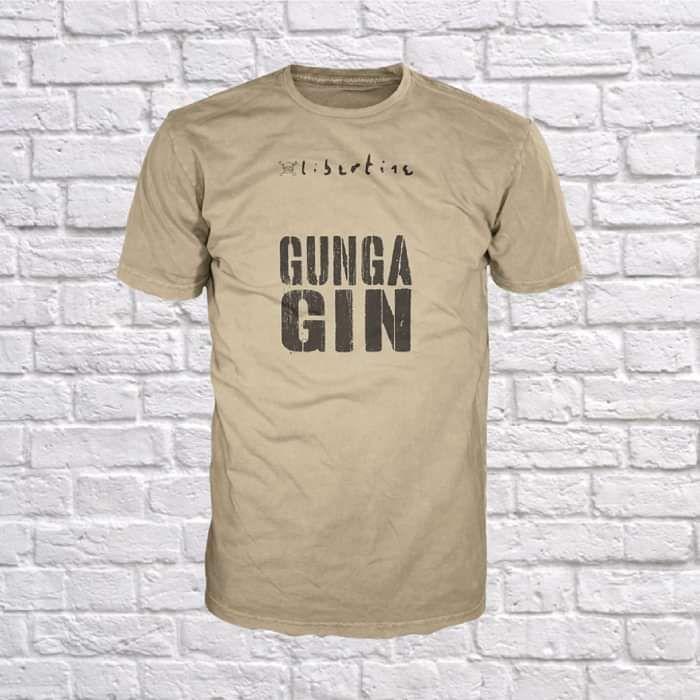 Gunga Gin Tee - Albion Rooms Margate