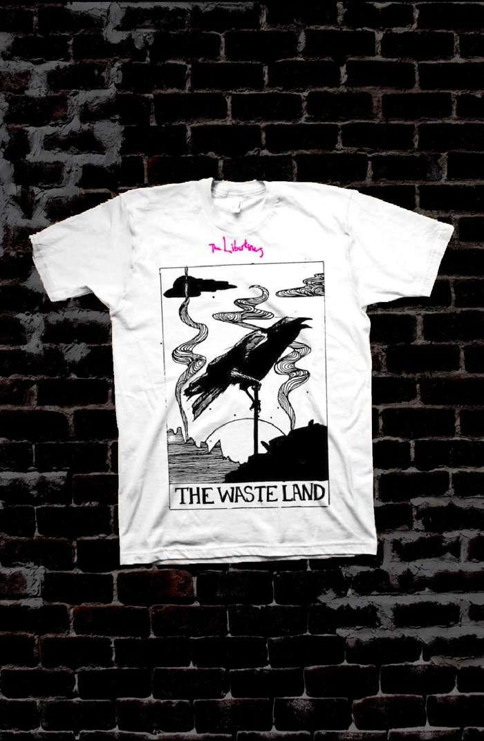 Waste Land Tee - Albion Rooms Margate