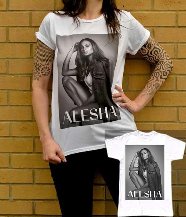 Alesha T-shirt - Alesha Dixon
