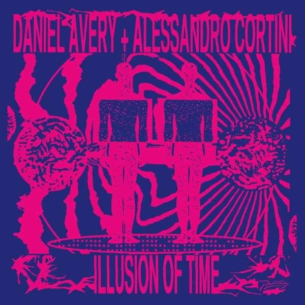 Daniel Avery & Alessandro Cortini - Illusion of Time CD - Alessandro Cortini