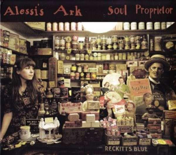 Soul Proprietor (CD) - Alessi's Ark