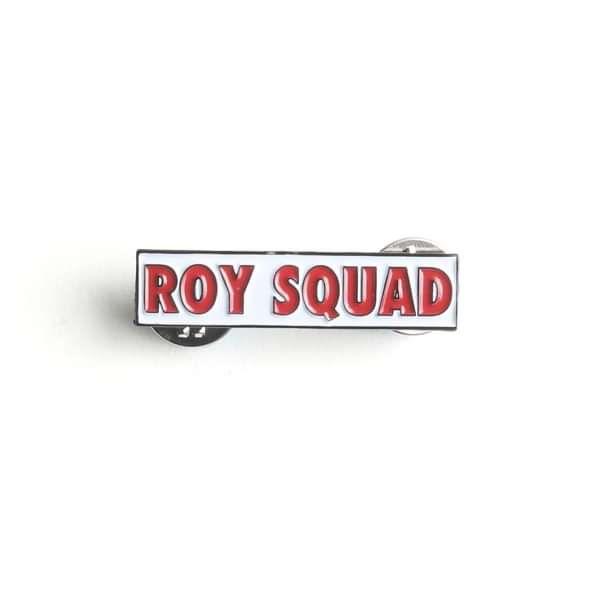 Roy Squad Enamel Pin - Alex Cameron