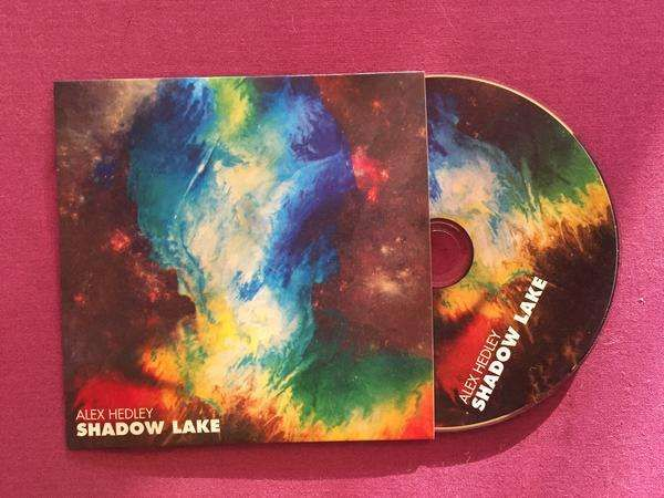 Shadow Lake EP - Physical CD - Alex Hedley